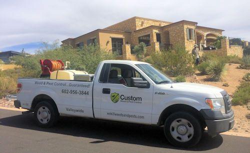 Arizona Weed Control Service - Phoenix Weed Spraying Company